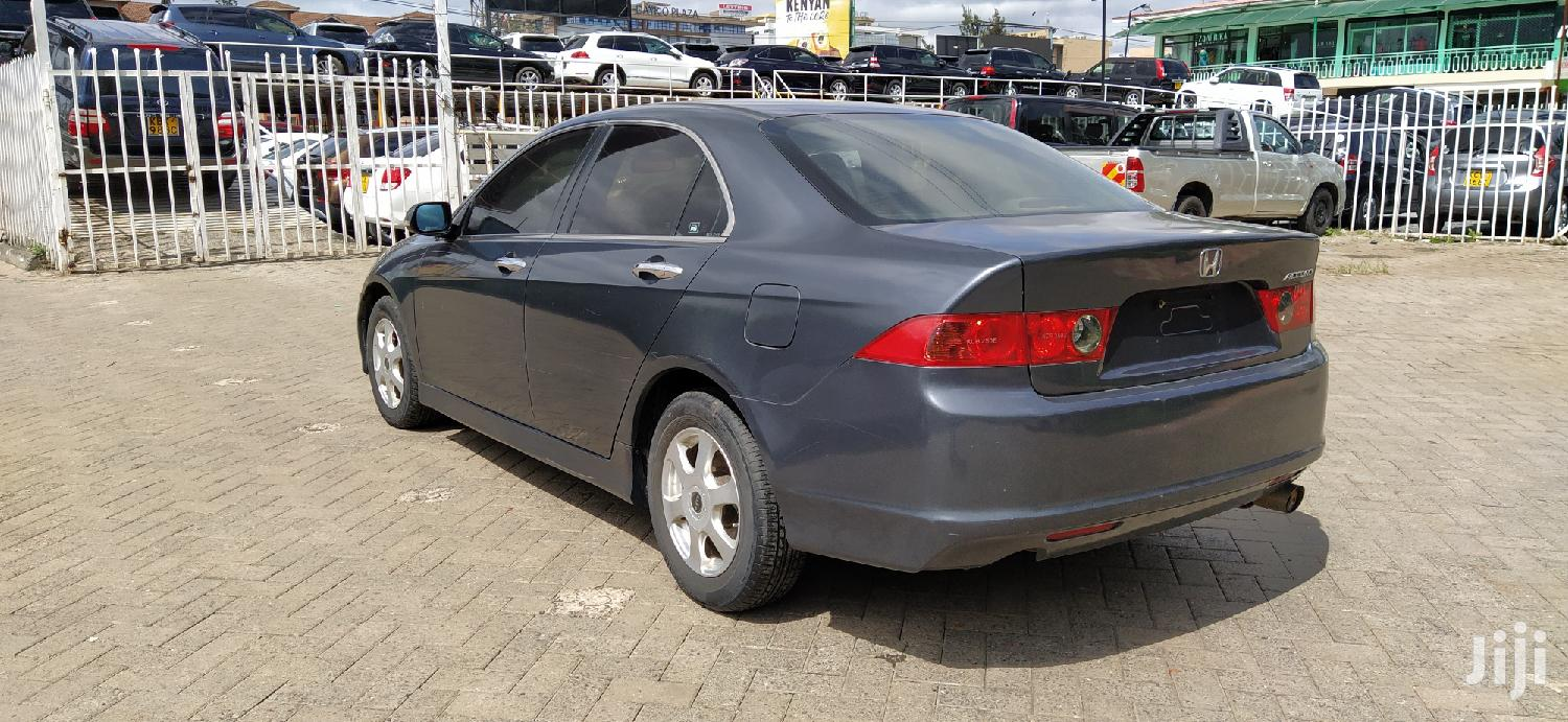 Archive: Honda Accord 2007 2.0 Comfort Automatic Gray