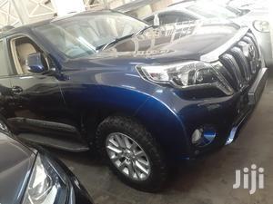 New Toyota Land Cruiser Prado 2014 Blue   Cars for sale in Mombasa, Mvita