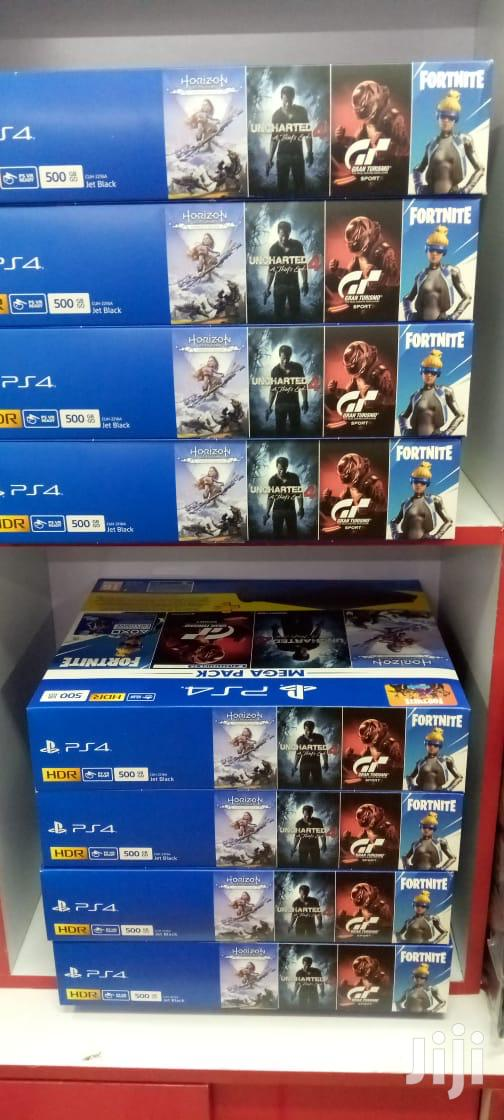 Playstation 4 MEGA PACK | Video Game Consoles for sale in Nairobi Central, Nairobi, Kenya