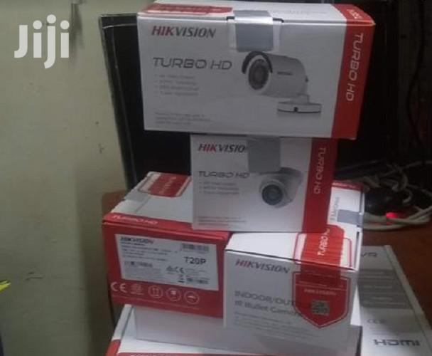 Hikvision Cctv Cameras Sale And Installation