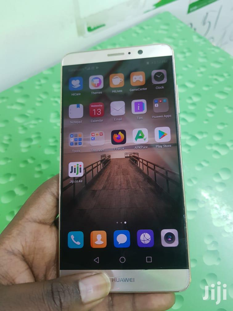 Huawei Mate 9 64 GB Gold | Mobile Phones for sale in Nairobi Central, Nairobi, Kenya
