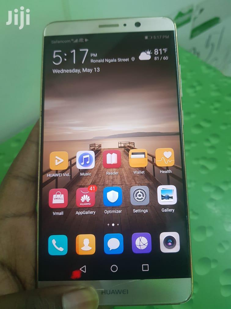 Huawei Mate 9 64 GB Gold