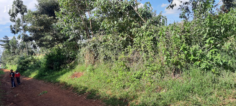 1/2 an Acre Kikuyu Muguga Kiambu County