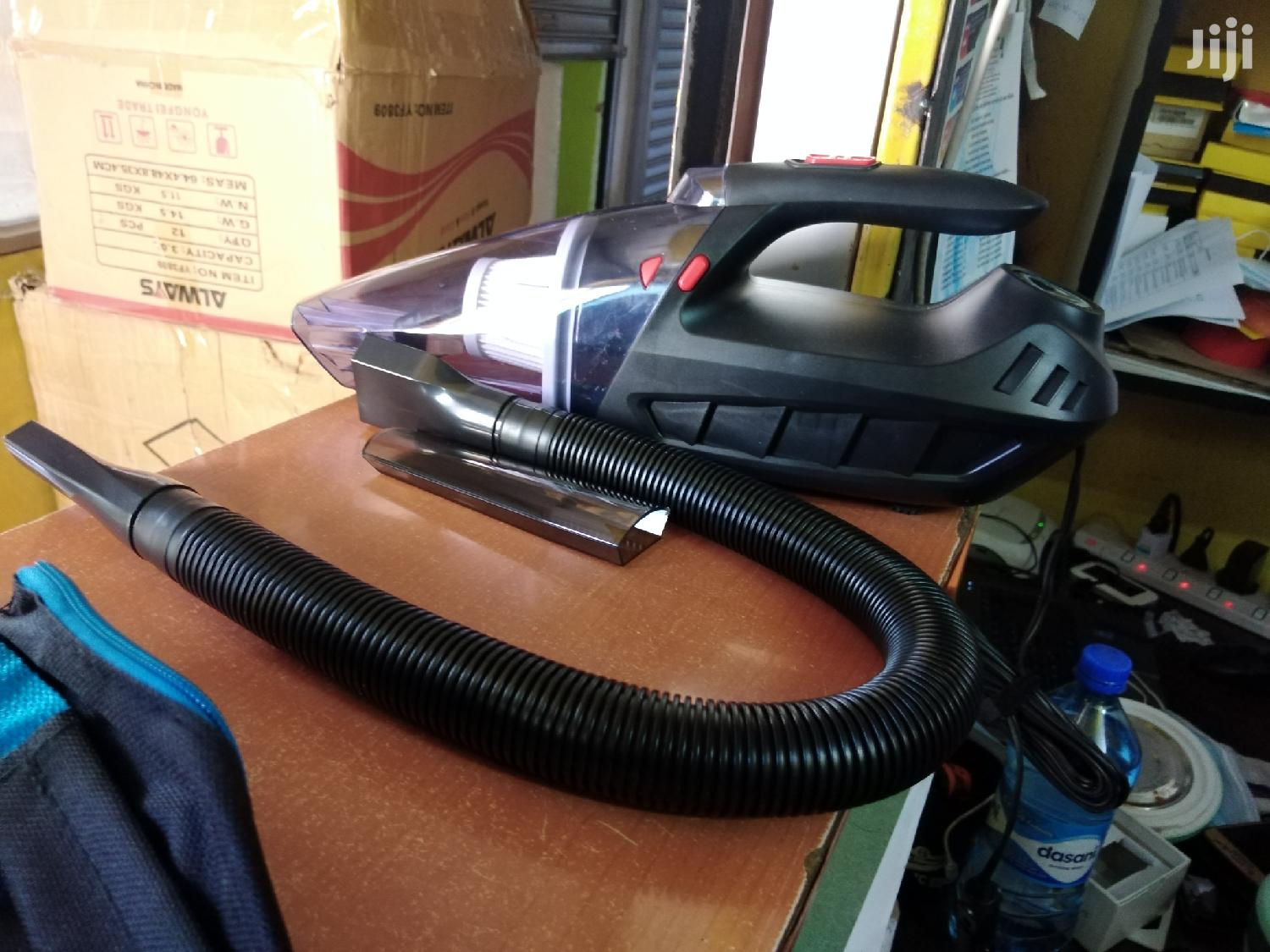 Portable Car Vacuum Cleaner | Vehicle Parts & Accessories for sale in Nairobi Central, Nairobi, Kenya
