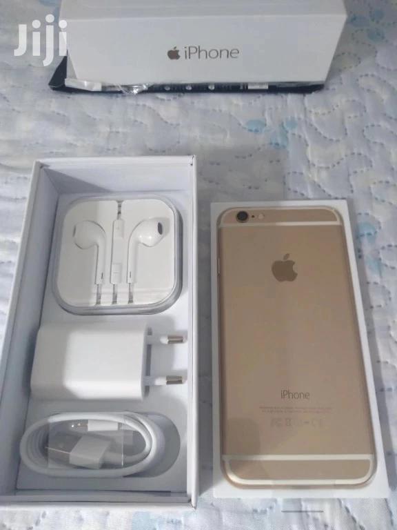New Apple iPhone 6 16 GB Gold | Mobile Phones for sale in Nairobi Central, Nairobi, Kenya