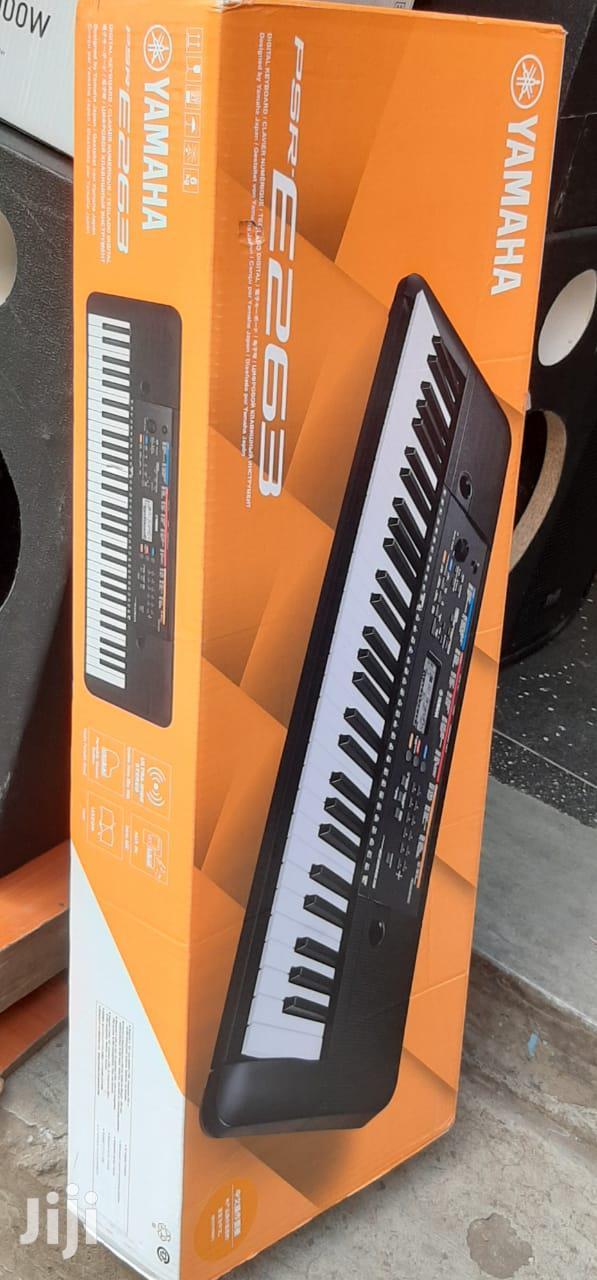 Archive: 263 Yamaha Keyboard