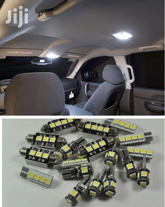 White Interior Cabin LED Bulbs: For Toyota,Nissan,Subaru,Landrover.Vw