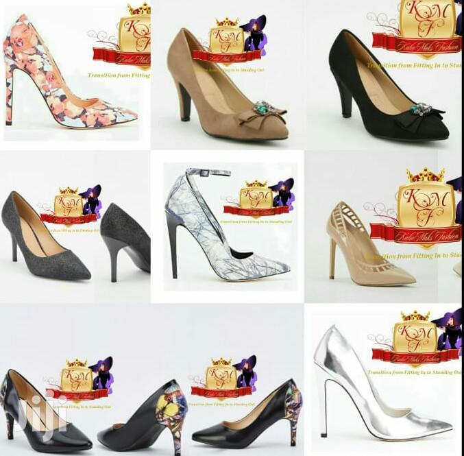 Heels From UK.