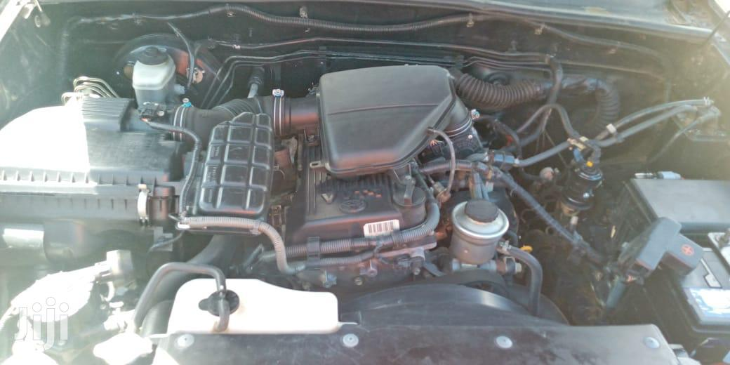 Archive: Toyota Land Cruiser Prado 2008 STANDARD Black