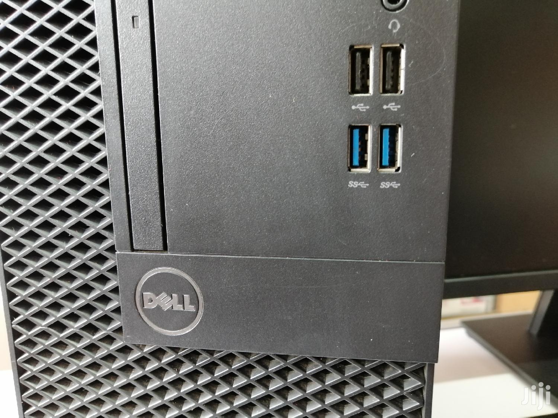 Archive: Desktop Computer Dell OptiPlex 3050 8GB Intel Core i7 SSD 1.5T