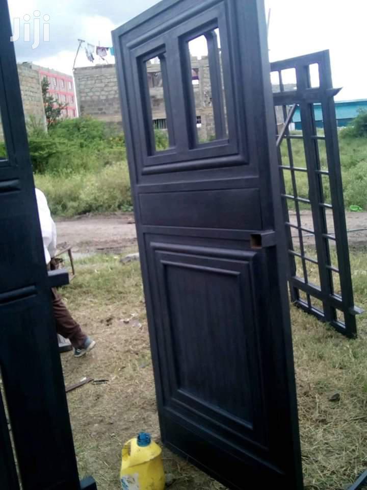 Strong Metalic Security Doors | Doors for sale in Ruiru, Kiambu, Kenya