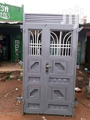 Strong Metalic Security Doors   Doors for sale in Kiambu, Ruiru