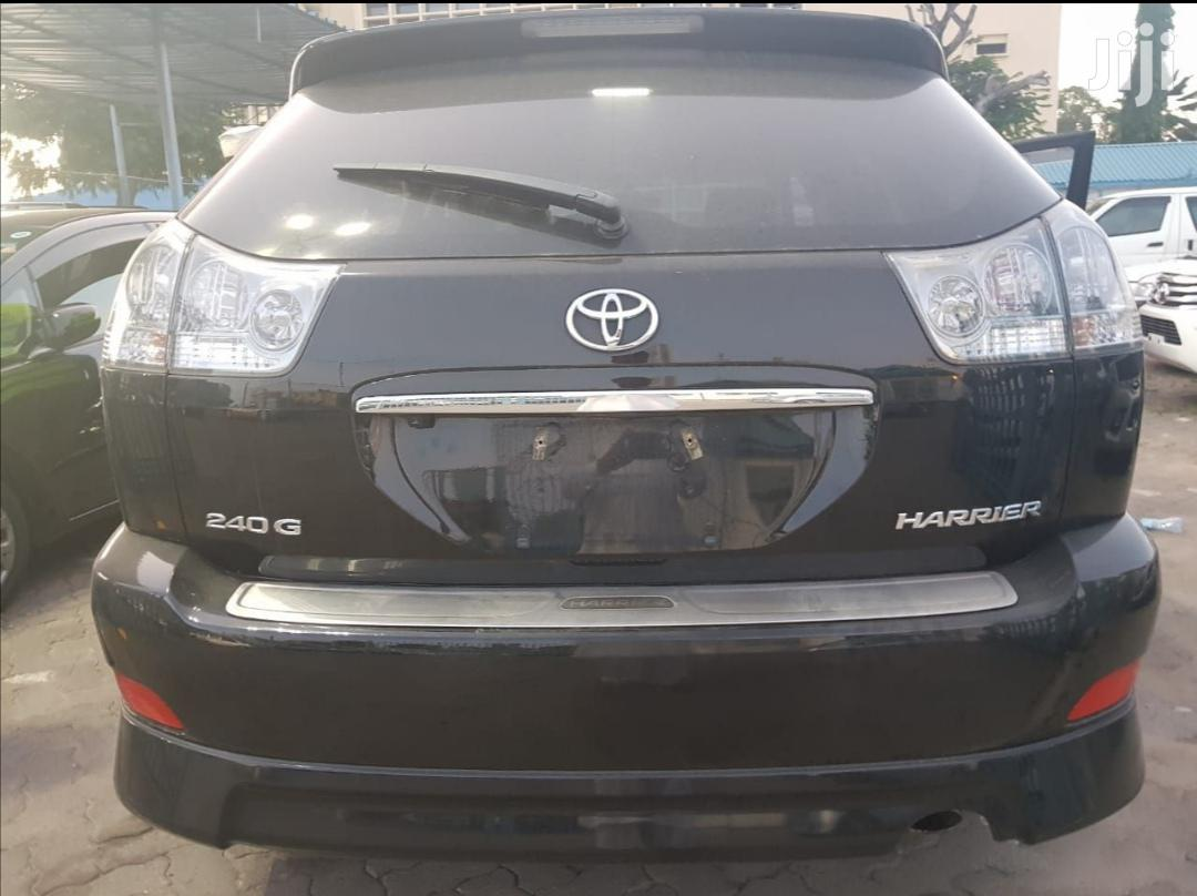 Toyota Harrier 2012 Black | Cars for sale in Mvita, Mombasa, Kenya