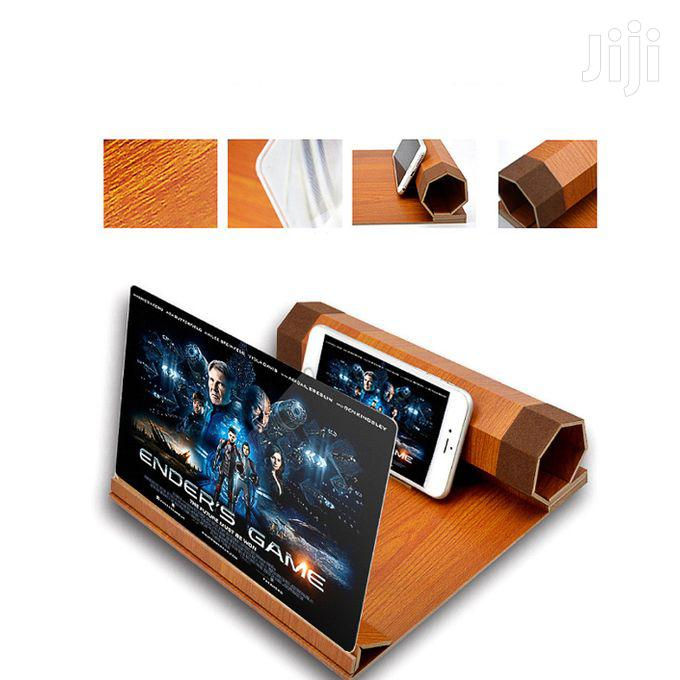 Phone Magnifier 3D Enlarged Screen Mobile Holder   Accessories for Mobile Phones & Tablets for sale in Nairobi Central, Nairobi, Kenya