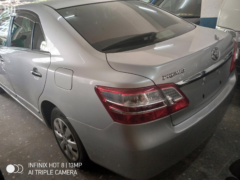 Toyota Premio 2013 Silver   Cars for sale in Mvita, Mombasa, Kenya