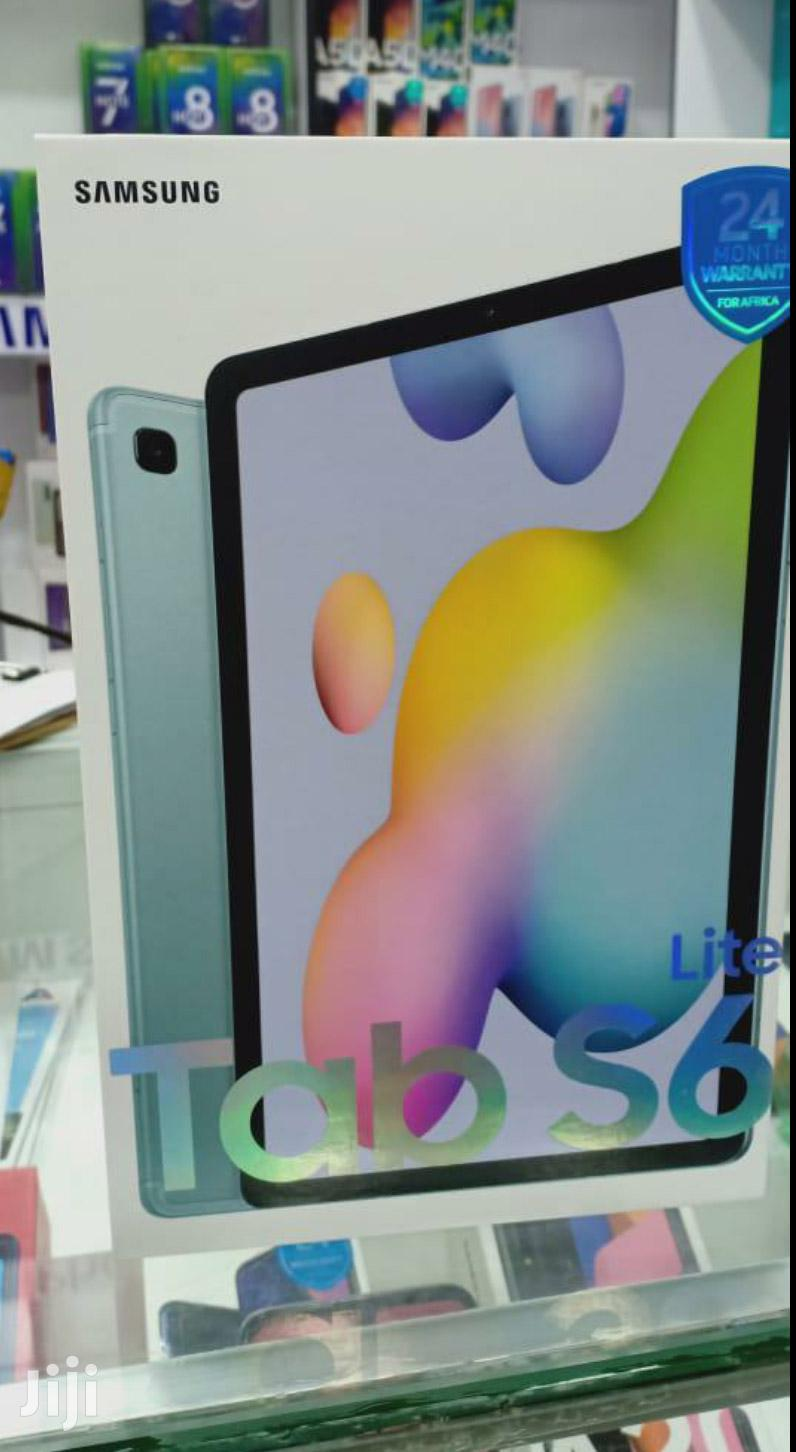 New Samsung Galaxy Tab S6 Lite 64 GB Black | Tablets for sale in Nairobi Central, Nairobi, Kenya