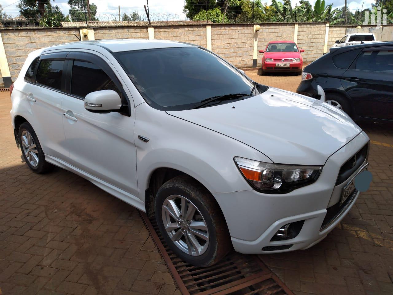 Mitsubishi RVR 2011 2.0 White
