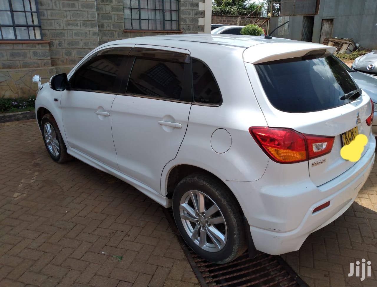 Mitsubishi RVR 2011 2.0 White | Cars for sale in Kilimani, Nairobi, Kenya