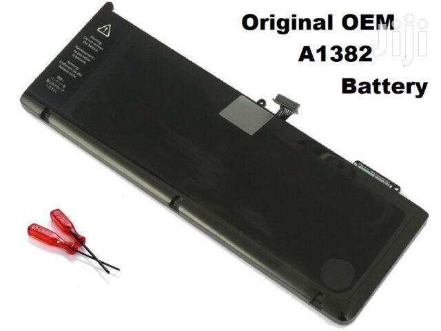"Genuine Apple Macbook 13"" A1181 White Battery A1185 OEM   Computer Accessories  for sale in Nairobi Central, Nairobi, Kenya"