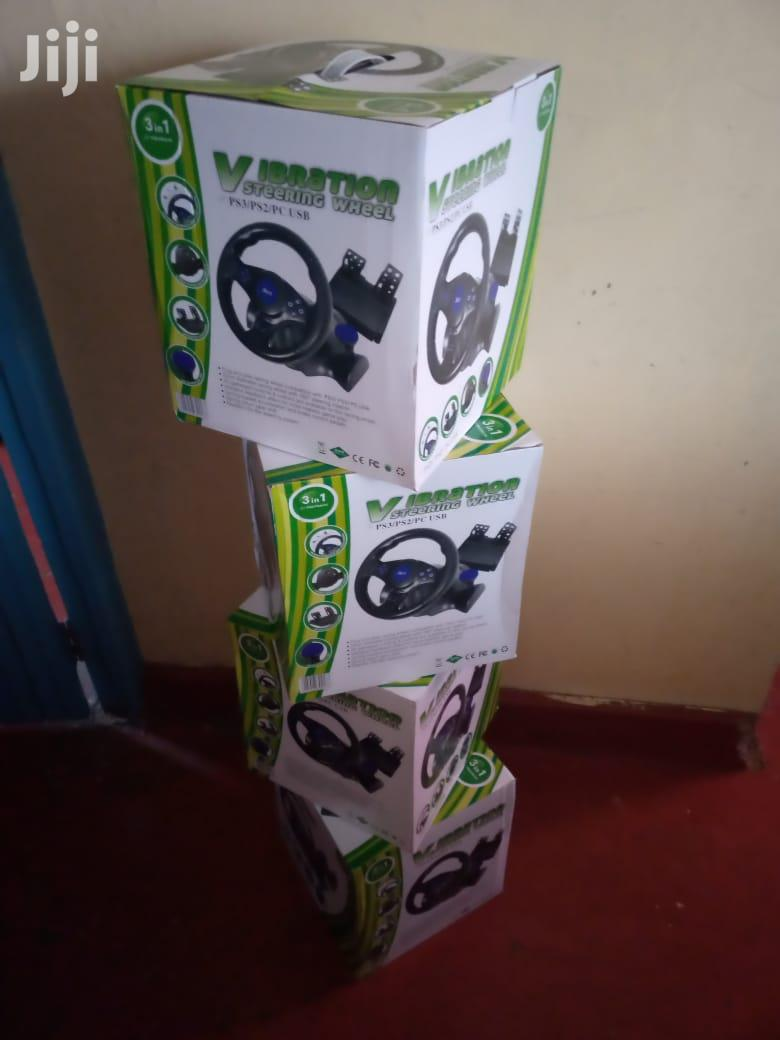 Gaming Racing Wheel for PC, PS and Xbox | Video Game Consoles for sale in Nairobi Central, Nairobi, Kenya