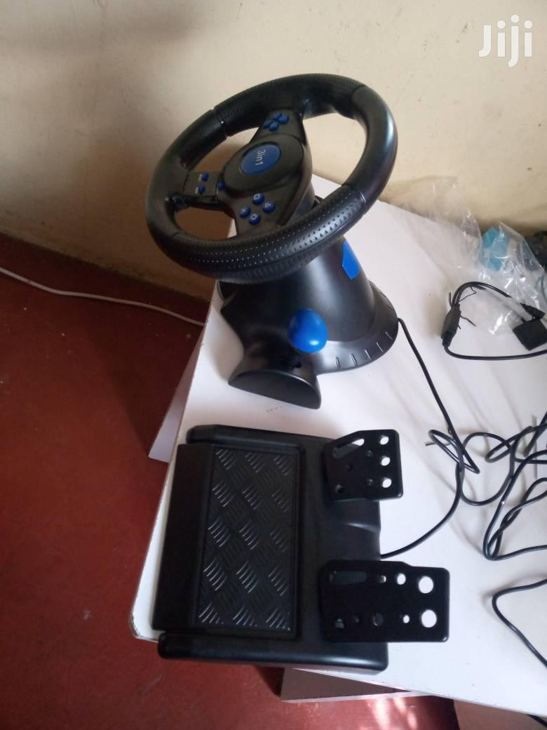 Gaming Racing Wheel for PC, PS and Xbox