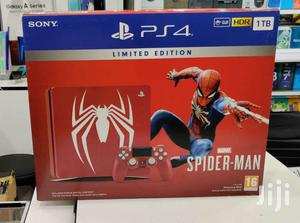 Ps4 1TB Limited Edition Spiderman | Video Game Consoles for sale in Mombasa, Mvita