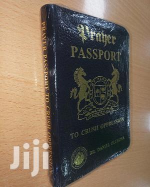 Prayer Passport Leather By Dr Daniel Olukoya. | Books & Games for sale in Nairobi, Nairobi Central