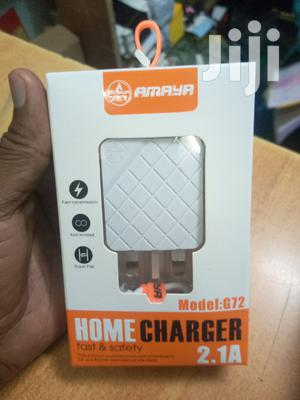 Amaya Fast Charger | Accessories for Mobile Phones & Tablets for sale in Nairobi, Nairobi Central