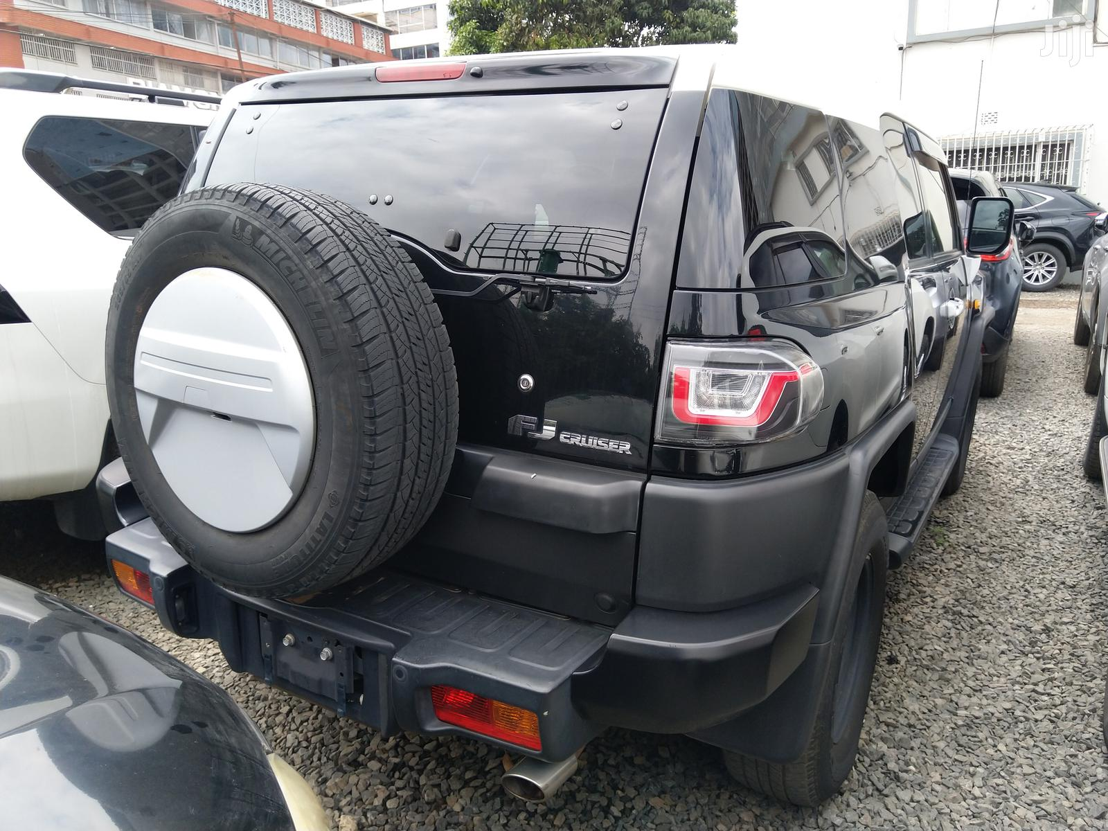 New Toyota FJ Cruiser 4X4 AT 2013 Black | Cars for sale in Parklands/Highridge, Nairobi, Kenya