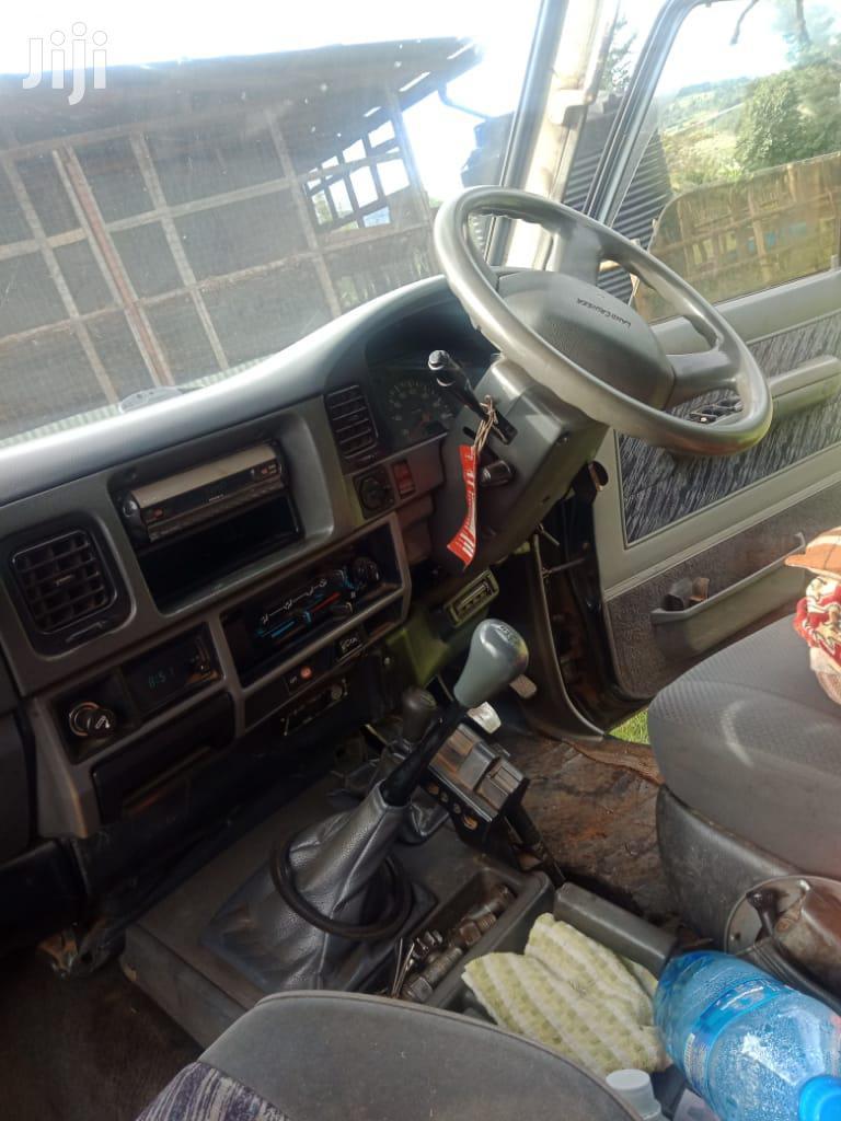 Archive: Toyota FJ Cruiser 1994 Green
