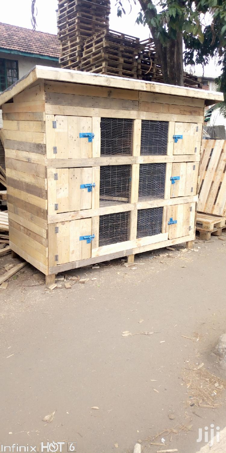Chicken Cage | Farm Machinery & Equipment for sale in Maringo/Hamza, Nairobi, Kenya