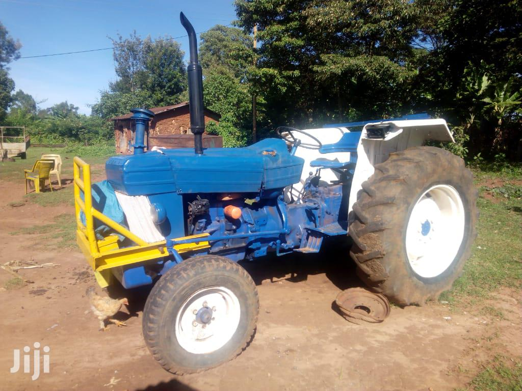 Archive: Ford 4610 Tractor