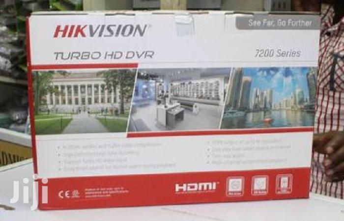 Hikvision Turbo Hd 4 Channel Dvr Machine