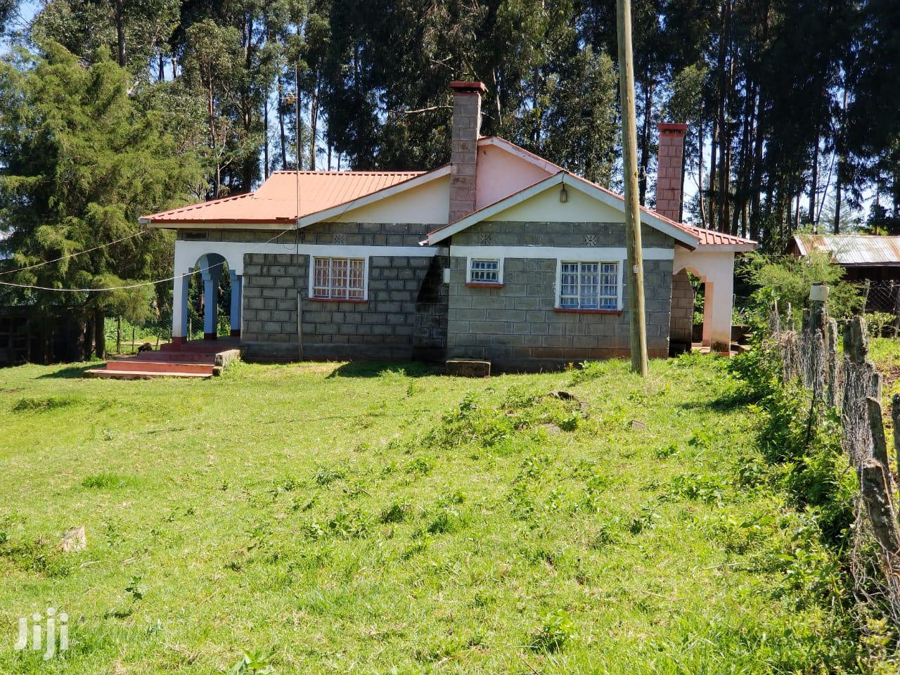 Four Bedroom Master-ensuite Farm House, In A Four Acre Prime Land   Houses & Apartments For Sale for sale in Wanjohi, Nyandarua, Kenya