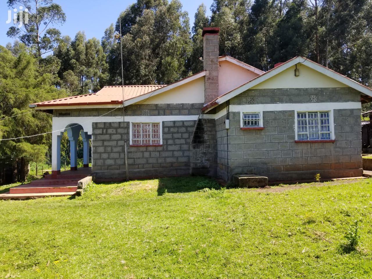 Four Bedroom Master-ensuite Farm House, In A Four Acre Prime Land