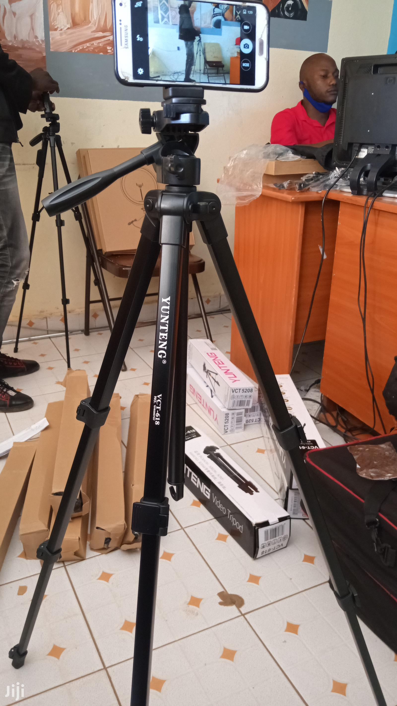 1.8m Tripod Stand For Camera And Phone | Accessories for Mobile Phones & Tablets for sale in Karen, Nairobi, Kenya