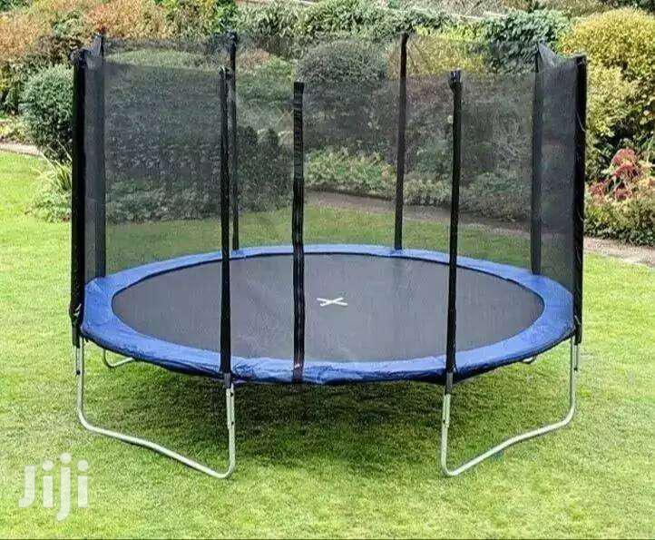 New Sports 12 Feet Trampolines Top Of The Range