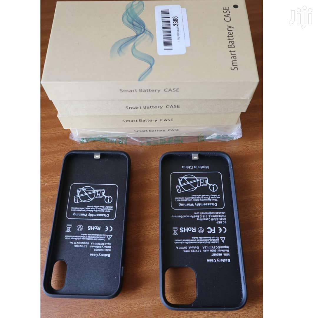 Archive: Case Powerbank for All iPhones: 6 6plus 7 7 Plus X 11