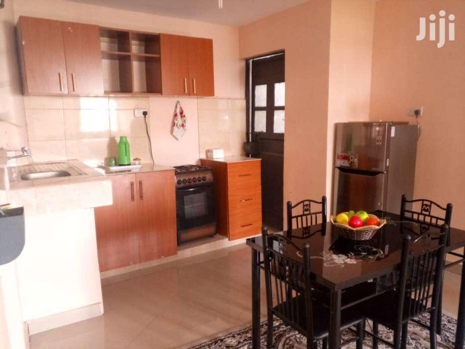 Archive: Two Bedroomed House Along Mayor Road With Open Kitchen