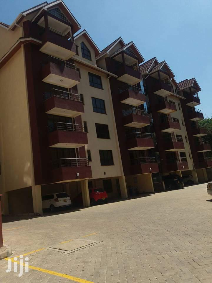 Spacious 3br With Sq Apartment to Let in Lavington