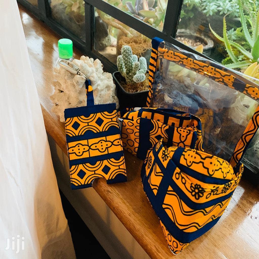 Matching Mask Set | Clothing Accessories for sale in Nairobi Central, Nairobi, Kenya