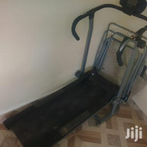 Confidence Fitness Magnetic Manual Treadmill   Sports Equipment for sale in Nairobi, Nairobi Central