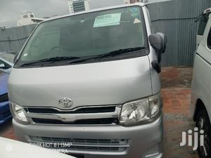 Used Toyota Hiace 2012 Gray For Sale | Buses & Microbuses for sale in Mombasa, Mvita