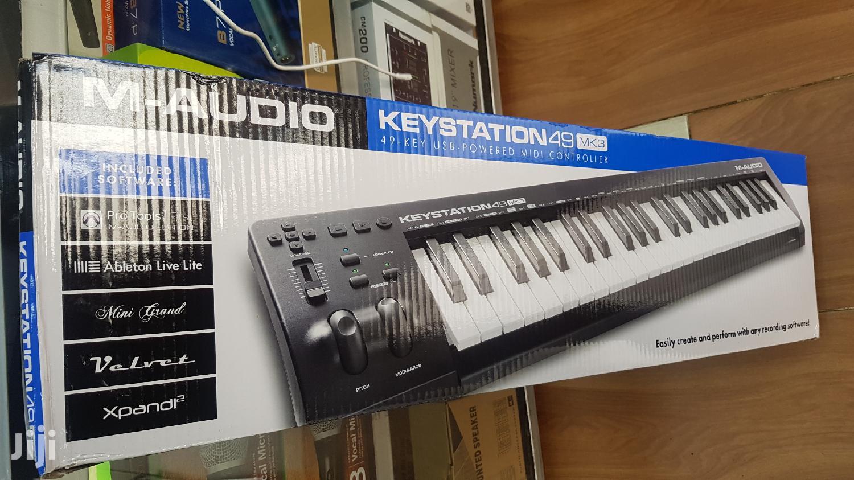 M Audio Midi Controller 49 Keys