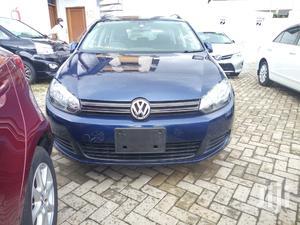 Volkswagen Golf 2013 Blue | Cars for sale in Mombasa, Mvita