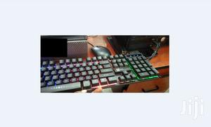 Mechanical LED Gaming Backlit Keyboard