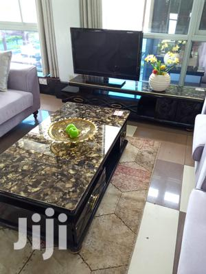 Matching Coffee Table and Tv Stand | Furniture for sale in Nairobi, Pangani