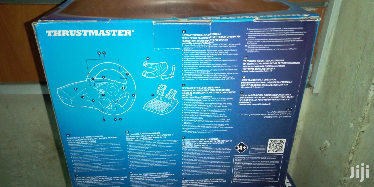 Archive: Thrustmaster T80 Racing Wheel Ps4/Ps3