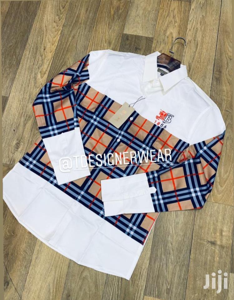 Shirts....Burbbery Designer Shirt