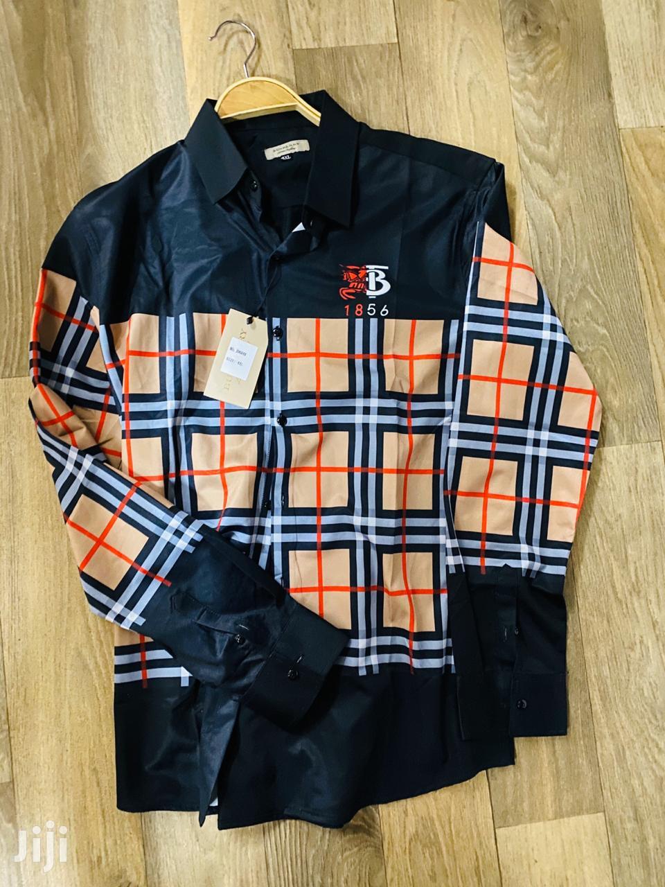 Shirts....Burbbery Designer Shirt | Clothing for sale in Nairobi Central, Nairobi, Kenya